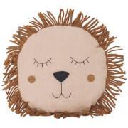 Ferm Living Safari Lion Cushion - Natural