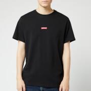Levi's Men's Oversized Baby Tab T-Shirt - Black/Crimson
