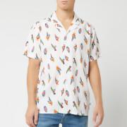 Levi's Men's Cubano Parrots Shirt - Parrots