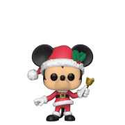 Disney Holiday - Topolino Natalizio Figura Pop! Vinyl