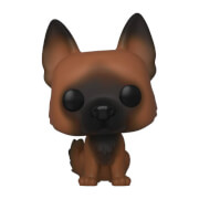 The Walking Dead - Dog Pop! Vinyl Figur
