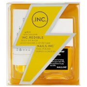 nails inc. Gen Yellow Nail Varnish Duo 2 x 14ml