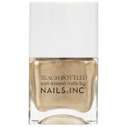 nails inc. Beach Bottled That Tan Life Nail Varnish 14ml