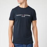 Tommy Hilfiger Men's Tommy Logo T-Shirt - Sky Captain