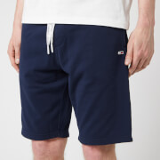 Tommy Jeans Men's Washed Sweat Shorts - Black Iris