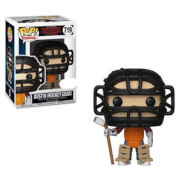 Stranger Things Dustin in Hockey Gear EXC Pop! Vinyl Figure