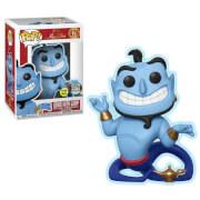 Disney Aladdin - Genio con Lampada Figura Pop! Vinyl Esclusiva