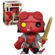 Hellboy with Sword EXC Funko Pop! Vinyl