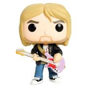 Pop! Rocks Kurt Cobain with Jacket EXC Pop! Vinyl Figure