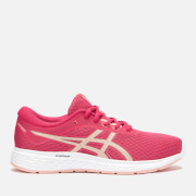 Asics Women's Running Patriot 11 Trainers - Rose Petal/Breeze