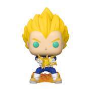 Dragon Ball Z Final Flash Vegeta NYCC 2019 EXC Pop! Vinyl Figure
