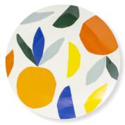 Kate Spade Citrus Twist Accent Plate