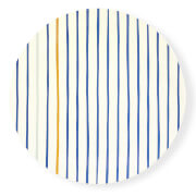 Kate Spade Citrus Twist Stripe Dinner Plate