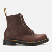 Dr. Martens Men's 1460 Ambassador Soft Leather Pascal 8-Eye Boots - Cask
