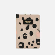 Radley Women's Bubble Dog Passport Cover - Dove Grey