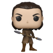 Game of Thrones - Arya Stark con Lancia a due Lame Pop! Vinyl