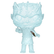 Figurine Pop! Roi de la Nuit crystal avec dague dans le torse - Game of Thrones