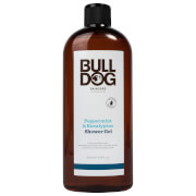 Bulldog Peppermint & Eucalyptus Shower Gel 500ml