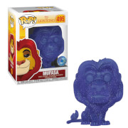 Figura Funko Pop! - Exclusiva Pop In A Box Espíritu De Mufasa - Disney El Rey León