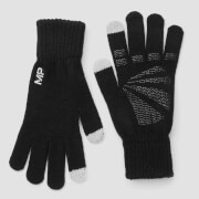 MP Knitted Gloves - Black