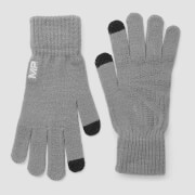 MP Knitted Gloves - Grey