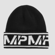 MP Logo Beanie Hat - Black