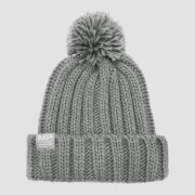 MP Bobble Hat - Grey