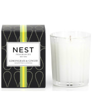 NEST Fragrances Lemongrass and Ginger Classic Candle 8.1oz