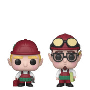 Pop! Holiday Randy & Rob 2-Pack Funko Pop! Vinyl