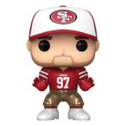 NFL 49ers Nick Bosa Home Jersey Pop! Vinyl Figure