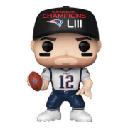 Figurine Pop! Tom Brady (Superbowl Champions LIII) - NFL Patriots