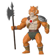 Savage World Thundercats Jackalman Action Figure