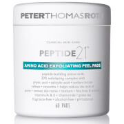 Peter Thomas Roth Peptide 21 Amino Acid Exfoliating Peel Pads - 60 Pads
