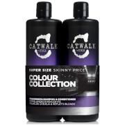 TIGI Catwalk Fashionista Blonde Tween Shampoo and Conditioner 750ml