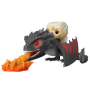 Game of Thrones Daenerys with Drogon (flames) Funko Pop! Ride