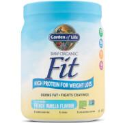 Raw Organic Fit - Vanilla - 457g