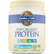 Raw Organic Protein - Vanilla - 468g