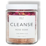 Salt by Hendrix Rose Cleanse Soak 220g