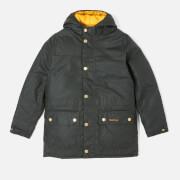 Barbour Boy's Durham Jacket - Sage