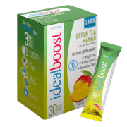IdealBoost Green Tea & Mango - 30 Servings