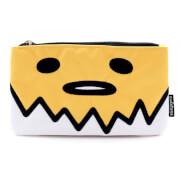 Loungefly Sanrio Gudetama Big Face Pencil Case