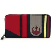 Star Wars Loungefly Cartera Los Últimos Jedis Poe Dameron