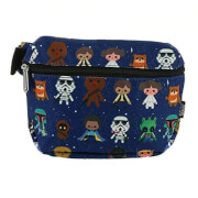 Loungefly Star Wars Chibi Characters Bum Bag