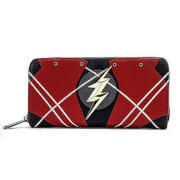 DC Loungefly Flash Cartera Con Cremallera