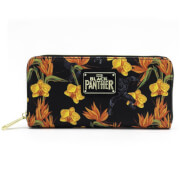 Loungefly Marvel Black Panther Floral Wallet