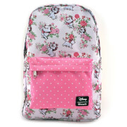 Loungefly Disney The Aristocats Marie Floral Nylon Backpack