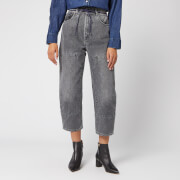 Levi's Women's Made and Crafted Barrel Jeans - Men at Work