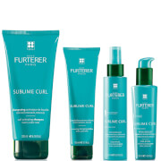 René Furterer Sublime Curl Enhancing Set for Wavy and Curly Hair