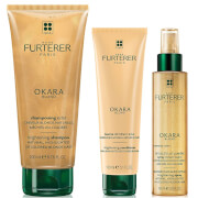 René Furterer Okara Blonde Brightening Set for Blonde Hair (Worth $94)