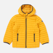 Joules Boys' Cairn Packaway Jacket - Antique Gold